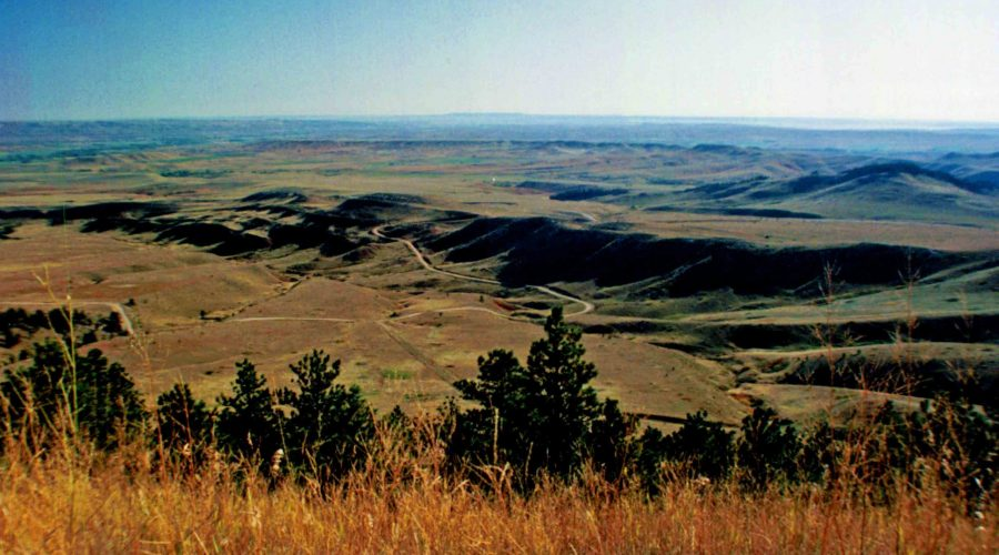 The Road from Casper